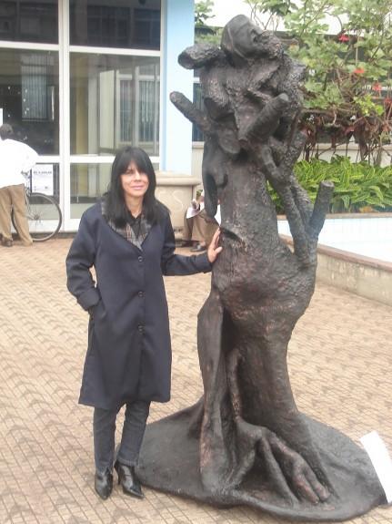 Grito Ecológico I -  exposta no Paço Municipal - Araraquara 2006